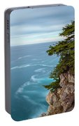 On The Cliff - Horizontal Portable Battery Charger