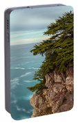 On The Cliff - Vertical Portable Battery Charger