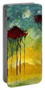 On The Pond By Madart Portable Battery Charger