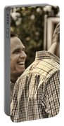 On The Road-mitt Romney Portable Battery Charger