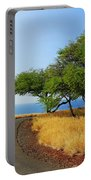On The Road To Lapakahi Portable Battery Charger