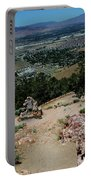 On The Road To Virginia City Nevada 15 Portable Battery Charger