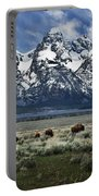 On To Greener Pastures Portable Battery Charger