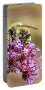 On Top Of The World - Bee Style Portable Battery Charger