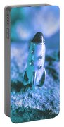 Once On A Blue Moon Portable Battery Charger