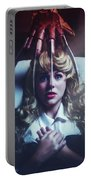 Once Upon A Nightmare Portable Battery Charger