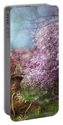 Once Upon A Springtime Portable Battery Charger