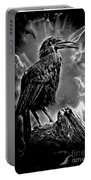 One Dark Scary Night Portable Battery Charger