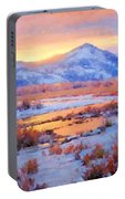 One Last Winters Eve Portable Battery Charger
