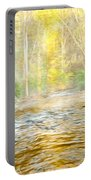 One Misty Morning Portable Battery Charger