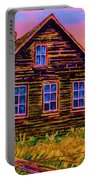 One Room Schoolhouse Portable Battery Charger