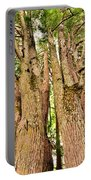 One Tree Six Trunks Portable Battery Charger