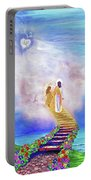 One Way To God Portable Battery Charger