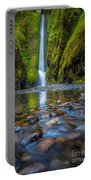 Oneonta Cascades Portable Battery Charger