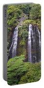 Opaekaa Falls - Kauai Portable Battery Charger