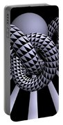 Opart Knots Portable Battery Charger