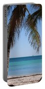 Open Beach View Portable Battery Charger