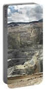 Open Pit Mine, Utah, United States Portable Battery Charger