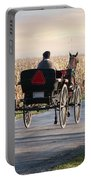 Open Road Open Buggy Portable Battery Charger by David Arment