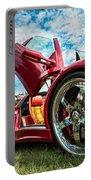 Open Sesame Red - Lamborghini Diablo  Portable Battery Charger