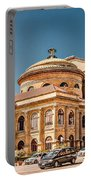 Teatro Massimo Vittorio Emanuele Portable Battery Charger