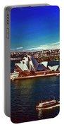 Opera House Sydney Austalia Portable Battery Charger