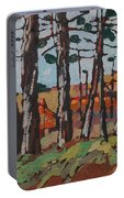 Opinicon November Forest Portable Battery Charger