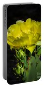 Opuntia Robusta Flower Portable Battery Charger