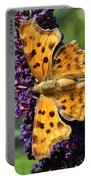 Orange Beauty Portable Battery Charger