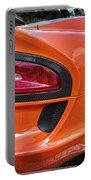 Orange Viper  Portable Battery Charger