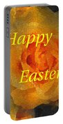 Orange You Lovely Easter Portable Battery Charger