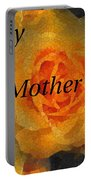 Orange You Lovely Mothers Day Portable Battery Charger