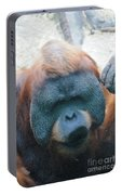 Orangutan Kiss Portable Battery Charger