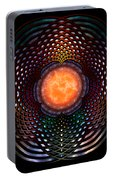 Orb Moon Rings Portable Battery Charger