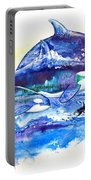 Orca Fantasy Portable Battery Charger