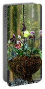 Orchid Basket Portable Battery Charger