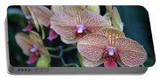 Orchid Beauty Portable Battery Charger