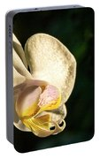 Orchid Bloom Portable Battery Charger