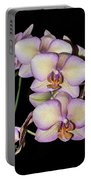 Orchid Blossoms I Portable Battery Charger