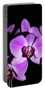 Orchid Blossoms IIi Portable Battery Charger