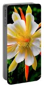 Orchid Cactus Epiphyllum Portable Battery Charger