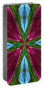 Orchid Frenzy Portable Battery Charger