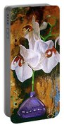 Orchid Ho Portable Battery Charger