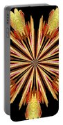 Orchid Kaleidoscope 10 Portable Battery Charger