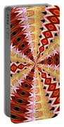 Orchid Kaleidoscope 8 Portable Battery Charger