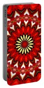 Orchid Kaleidoscope 9 Portable Battery Charger