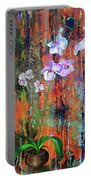 Orchid O Portable Battery Charger