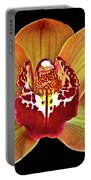 Orchid Splendor Portable Battery Charger