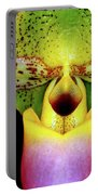 Orchid Study One Portable Battery Charger