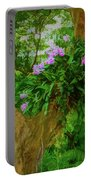 Orchid Tree Portable Battery Charger